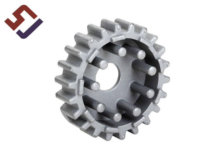 High Hardness Cast Carbon Steel Casting Gear For Flywheel Rotor 0.05 - 0.9.KG
