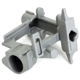 High Hardness Pneumatic Tooling Castings Carbon Steel Investment Casting Parts
