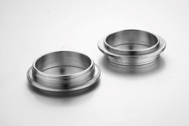 Custom Autotive Machinery Casting Part Ring Chrome Plating For The Car  Exhaust
